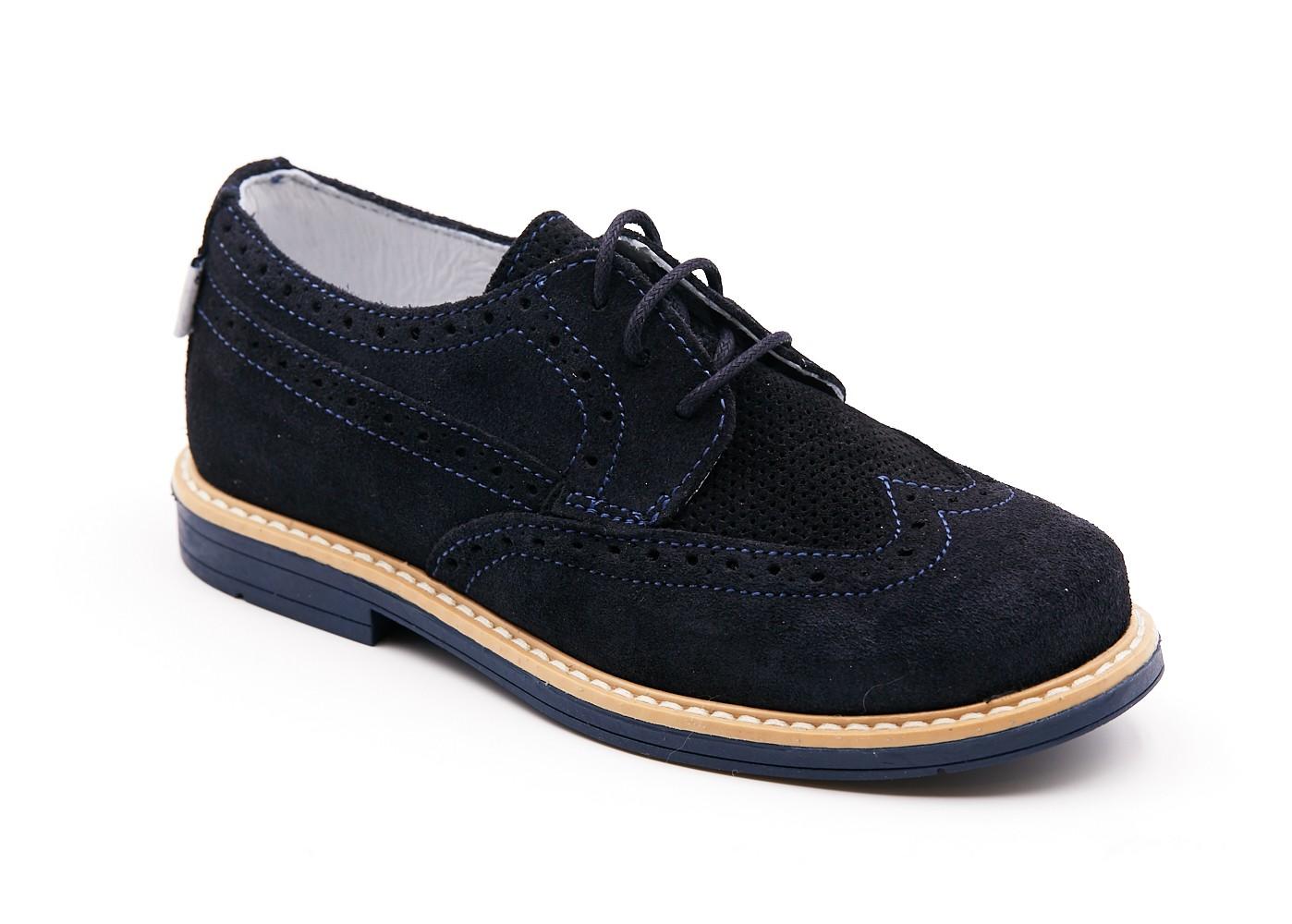 Pantofi eleganti piele intoarsa