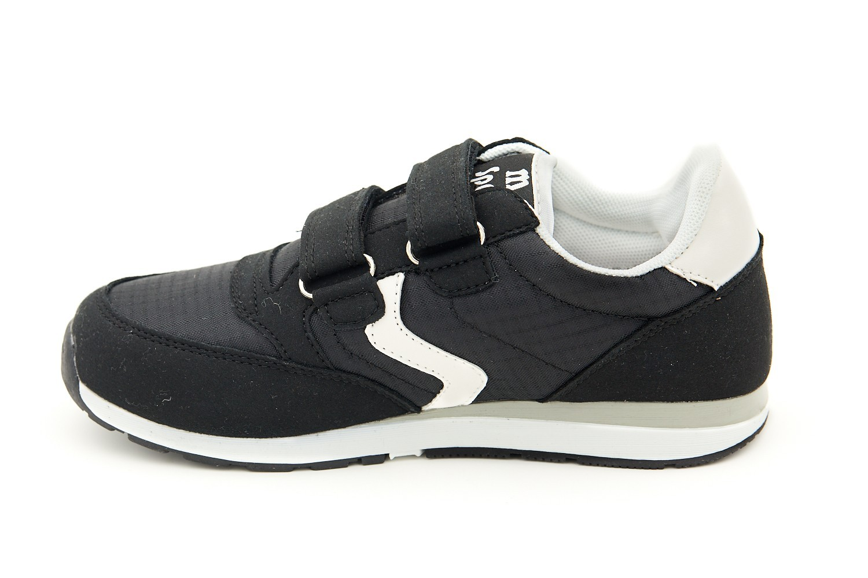 Pantofi sport negri dublu scay