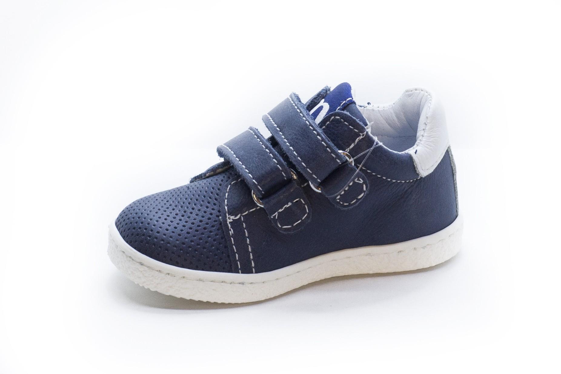 Pantofi casual bleumarin talpa scrisa