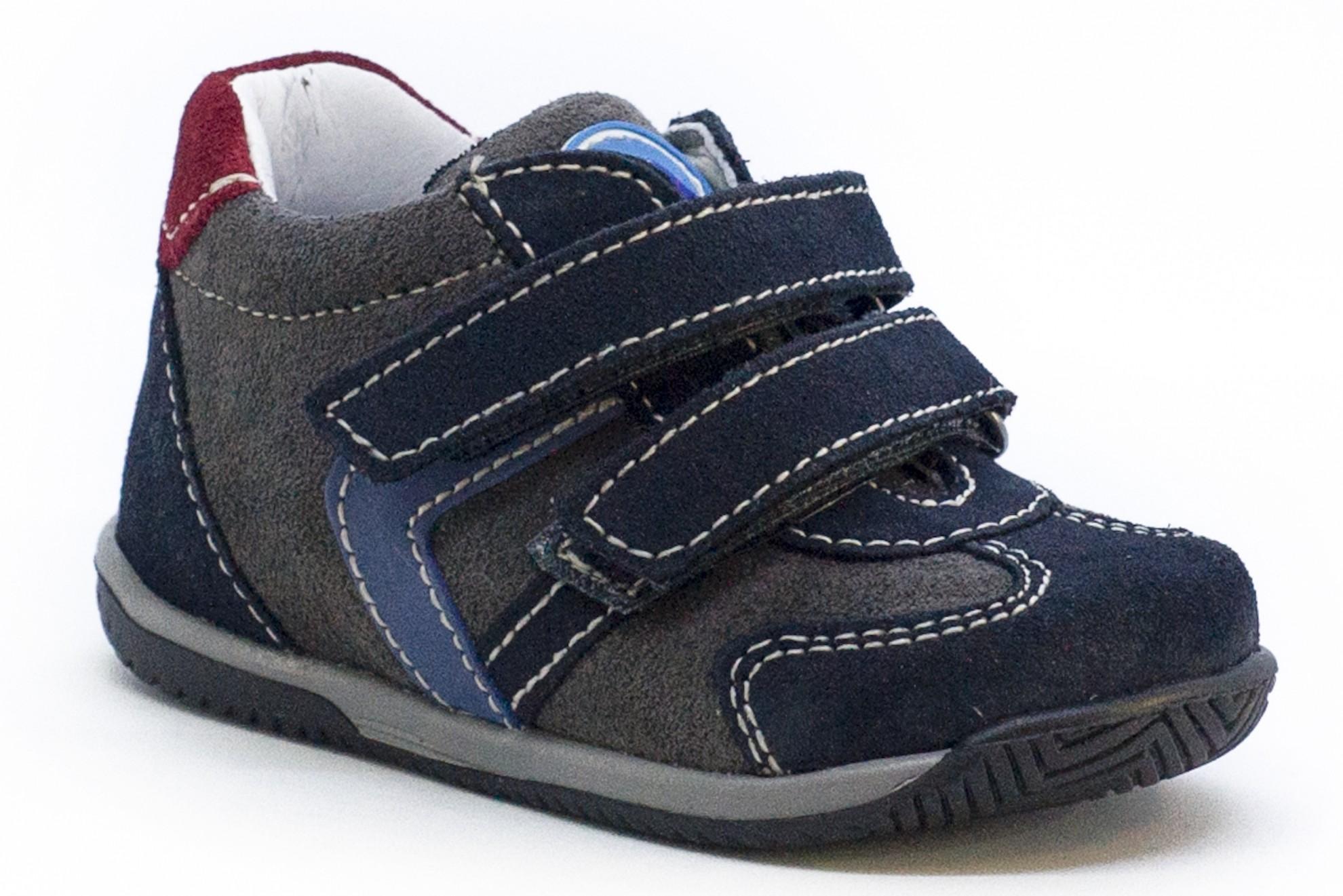 Pantofi casual piele intorsa